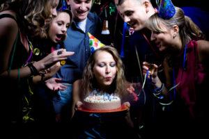 Festa di compleanno Milano