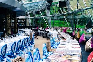 Table Booking & Reservation Just Cavalli Club Milano