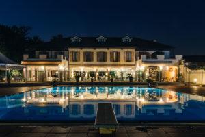 Festa in piscina Hotel dei Giardini Nerviano