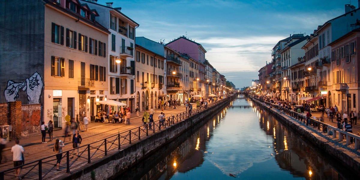 Locali Navigli Milano